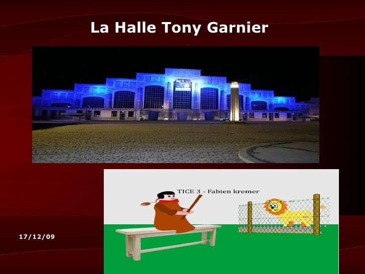 La Halle Tony Garnier