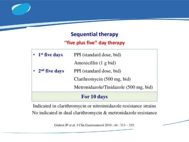 4. An 8-week course of PPIs is the therapy of choice for symptom relief and healing of erosive esophagitis (Strong recomme...