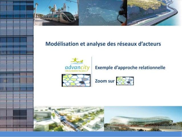 Advancity, quelques mots4 grands secteurs économiques :Pôle de compétitivité nationalCréation 2005Territoire francilienAu ...