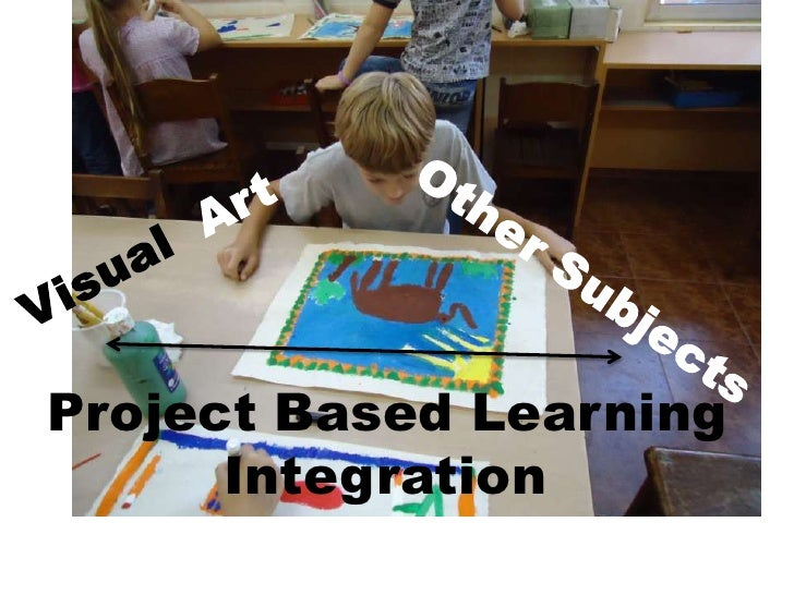 Visual  Art<br />Other Subjects<br />Project Based Learning <br />          Integration<br />