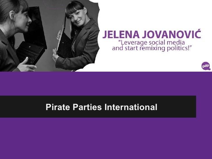 Pirate Parties International