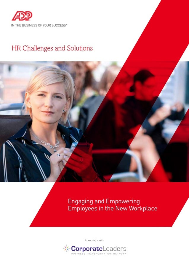 hr challenges Have tough questions about hr or managing people in your workplace these are the ten most difficult problems that readers have asked for help in solving.