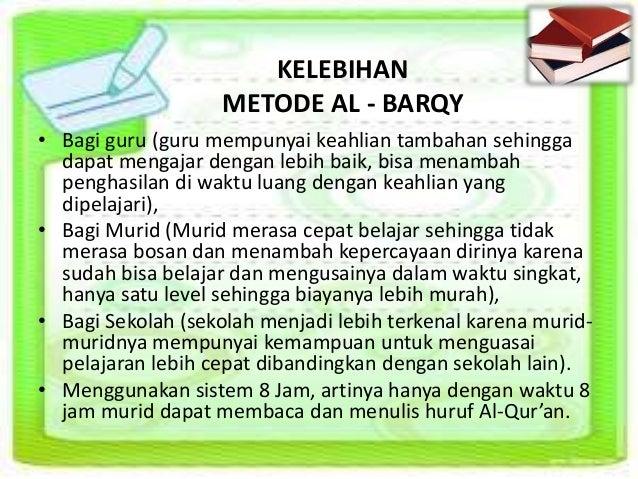 Metode Baca Tulis Al Quran DOC
