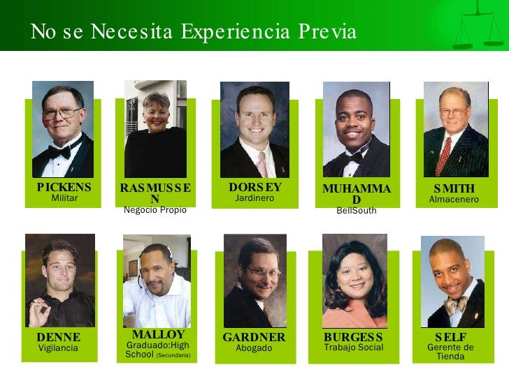 Spanish pre paid legal services inc southwestern for Se necesita jardinero