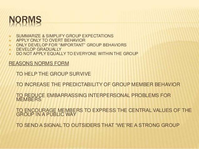 Examples Of Group Norms 57