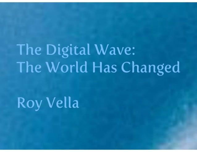 Ppma the digital wave