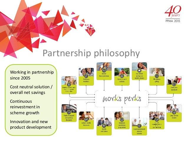 philosophy of working in partnership