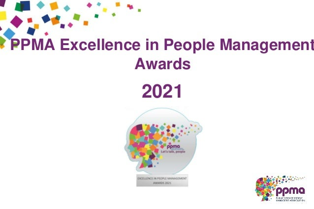 PPMA Excellence in People Management Awards 2021