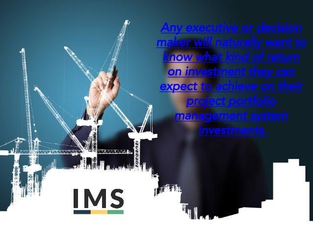 The Importance of Project Portfolio Management Slide 2