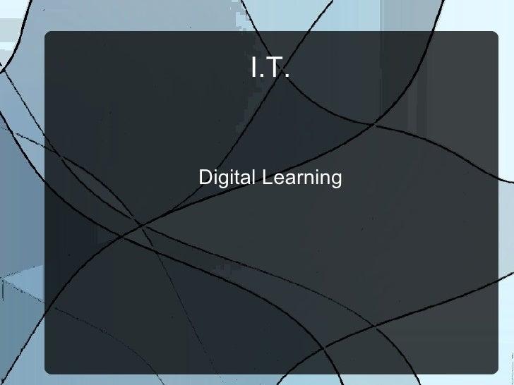 I.T.Digital Learning