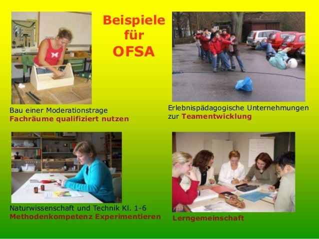 OFSA - Organisation