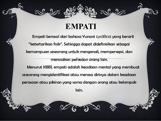 P Point Empati