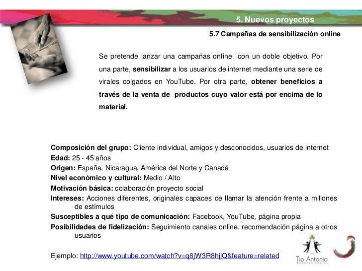 Centro Social Tio Antonio_ Presentación 2012