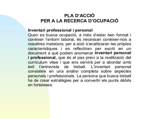 Formaci laboral for Oficina de treball renovacio