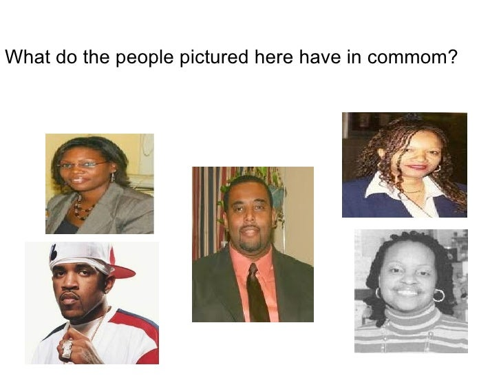 What do the people pictured here have in commom?