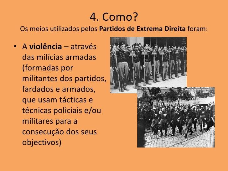 PP Os regimes ditatoriais na Europa