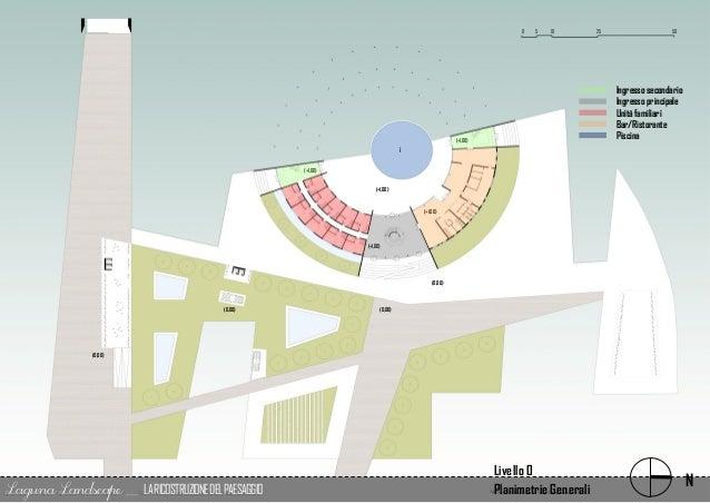 Tesi di laurea in progettazione architettonica for Planimetrie 1 livello