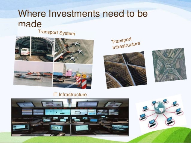 Where Investments need to be made IT Infrastructure