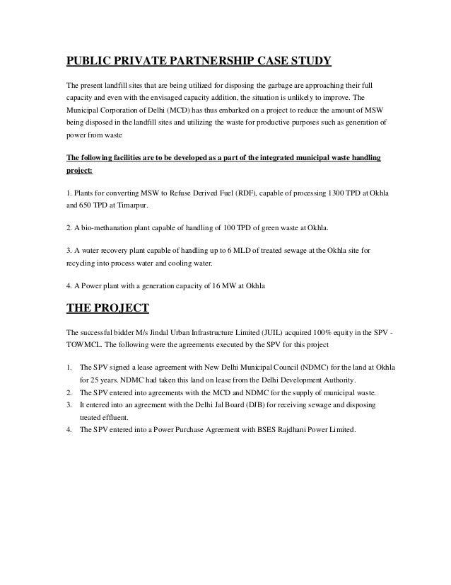 public affairs case studies