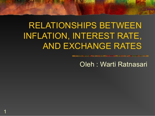 relationship between inflation interest and output