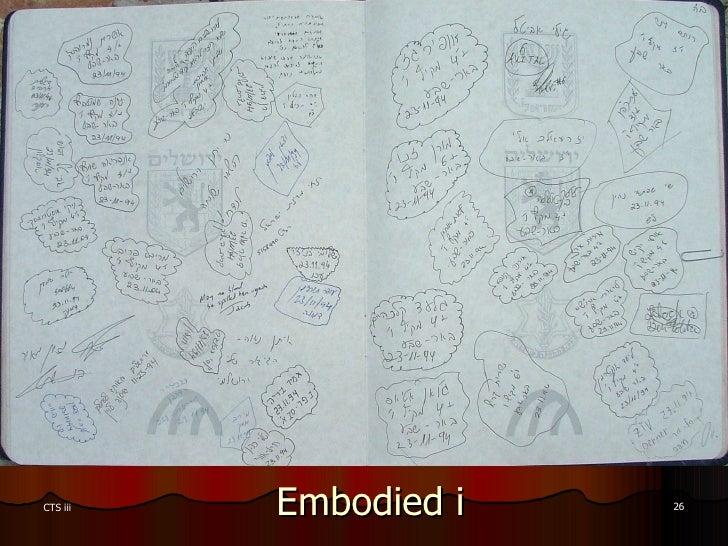 Embodied i