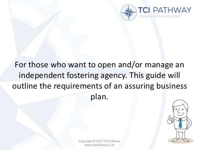 independent fostering organisation industry plan