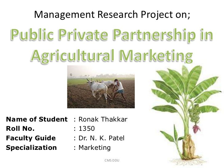 Management Research Project on;Name of Student   :   Ronak ThakkarRoll No.          :   1350Faculty Guide     :   Dr. N. K...