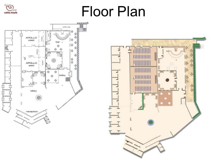 convention hall business plan