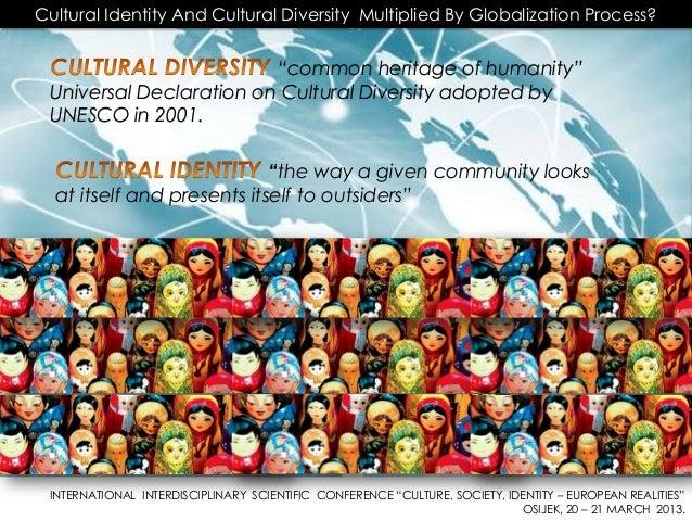 Globalization cultural diversity essays