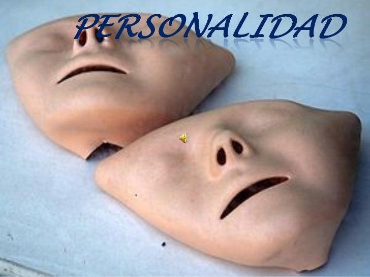 Es un conjunto de características que tiene una persona las cuales  persisten a lo largo del tiempo   frente a distintas s...