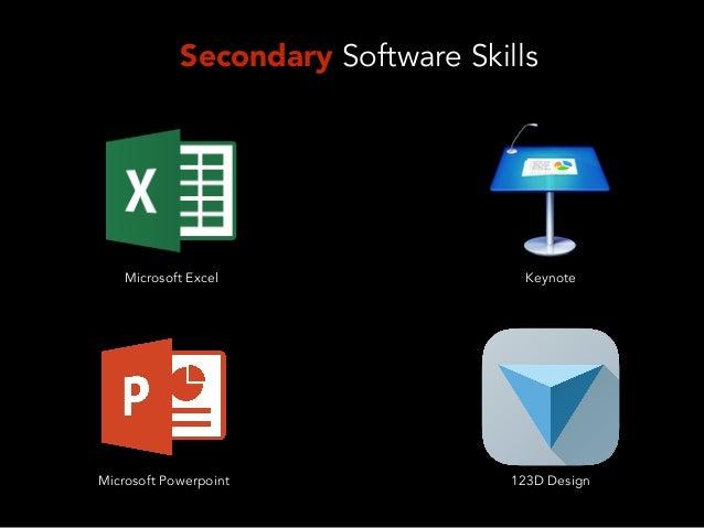 professional persona project  visual resume