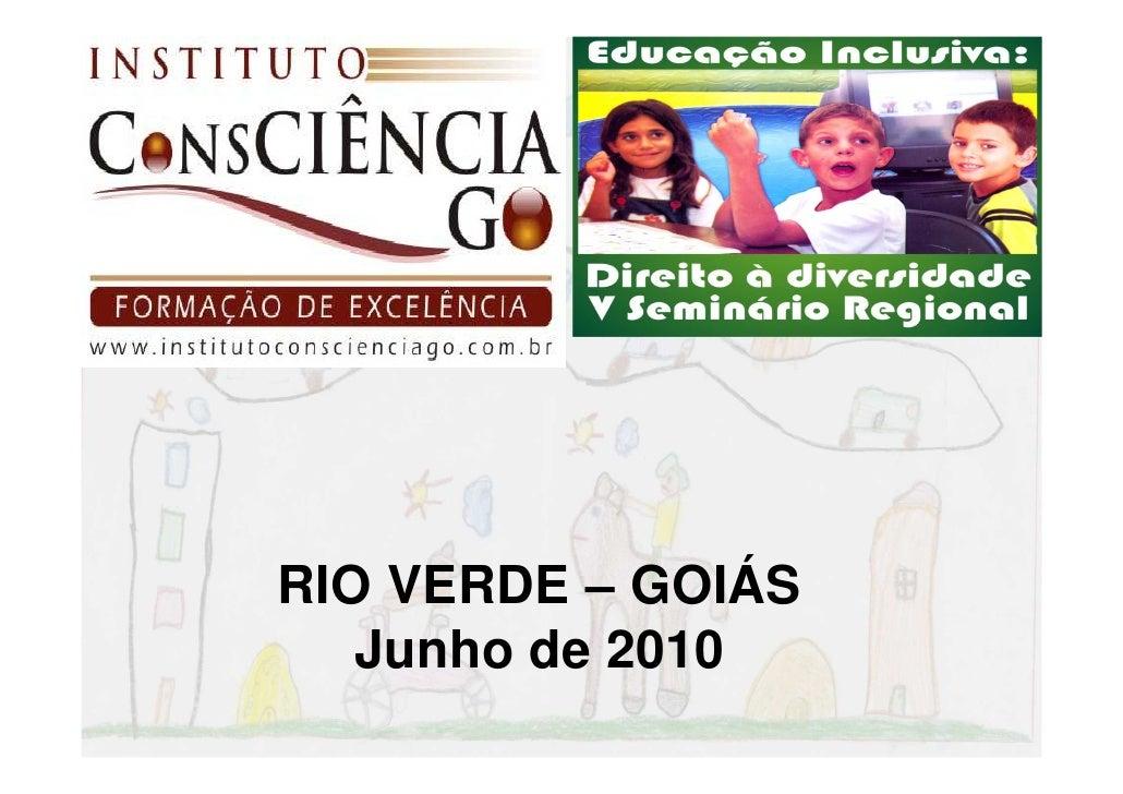 A Escola na Perspectiva da Educação Inclusiva construção do projeto pedagógico e promoção da acessibilidade.