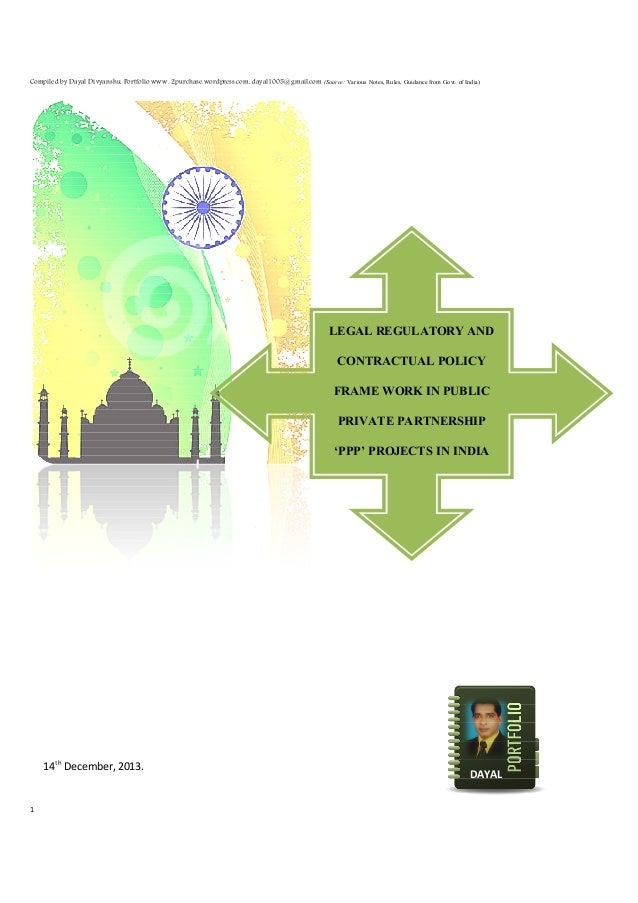 Compiled by Dayal Divyanshu. Portfolio www. 2purchase.wordpress.com, dayal1005@gmail.com (Source: Various Notes, Rules, Gu...