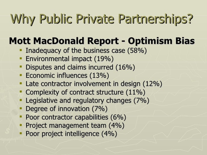 Public private partnerships 7 why public private partnerships pronofoot35fo Choice Image
