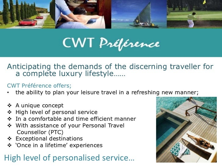 Welcome To Your Personal Travel Service Slide 3