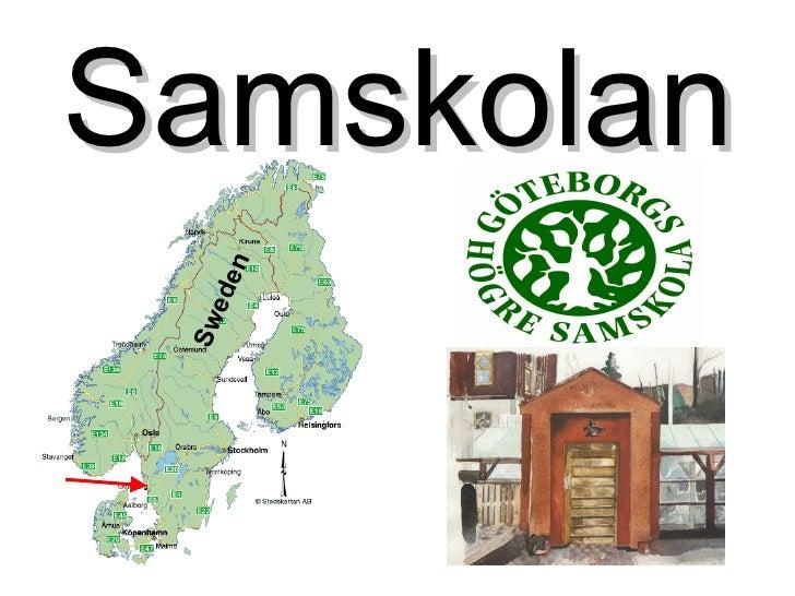 Samskolan Sweden
