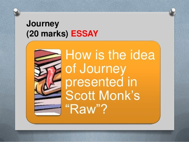 Essays on raw by scott monk