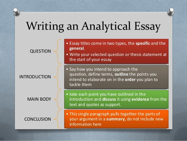 How to Write a Thematic Essay: Tips and Hints