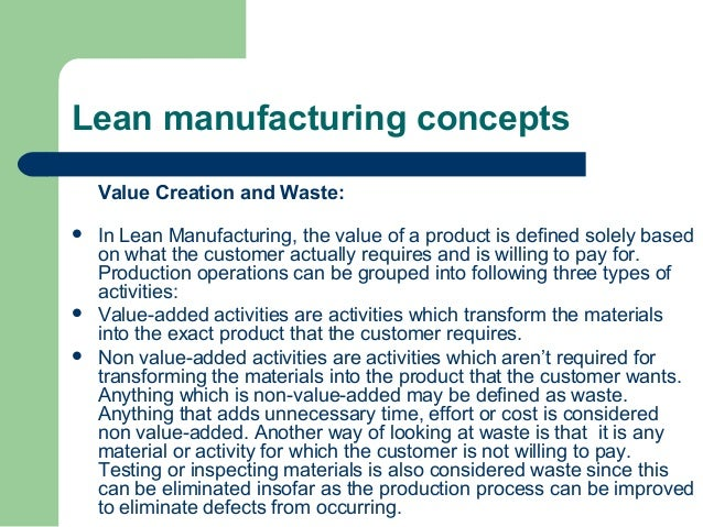 lean manufacturing thesis warren Master's thesis degree program in technological competence this thesis is another or model and implement a so known 'lean' manufacturing.