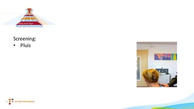 Onderzoeksbevindingen: •Er is een posturale stoornis met een forward head posture •De AROM in het saggitale vlak is niet v...