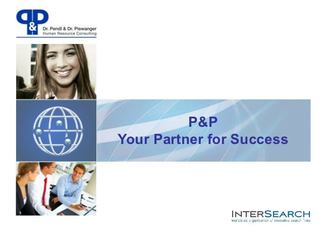 P&PYour Partner for Success