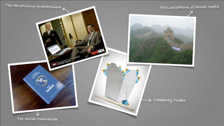 FollowFridays - The Limitations of Social Media Slide 3