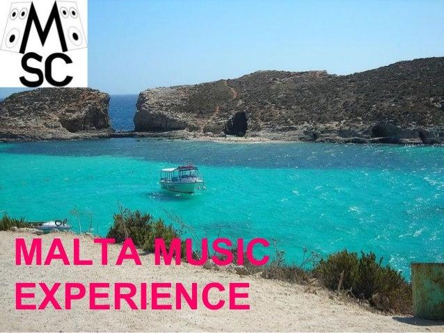 MALTA MUSICEXPERIENCE