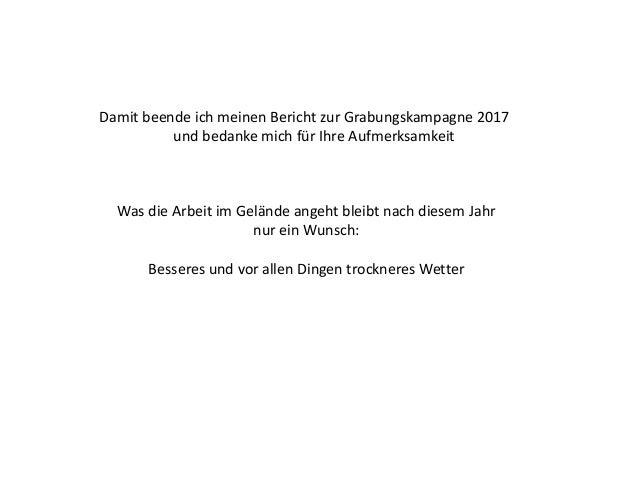 Geopunkt Jurameer Schandelah - Grabungsphase IV - 2017
