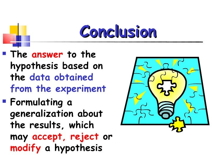 The Scientific Method Applied to Environmental Problems ...