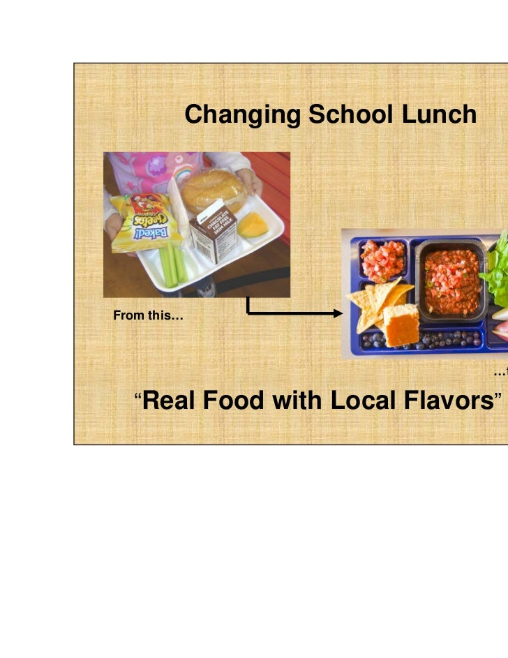 Geographic Preference For School Food: Overcoming Legal Barriers    PowerPoint Presentation  Geographic Preference