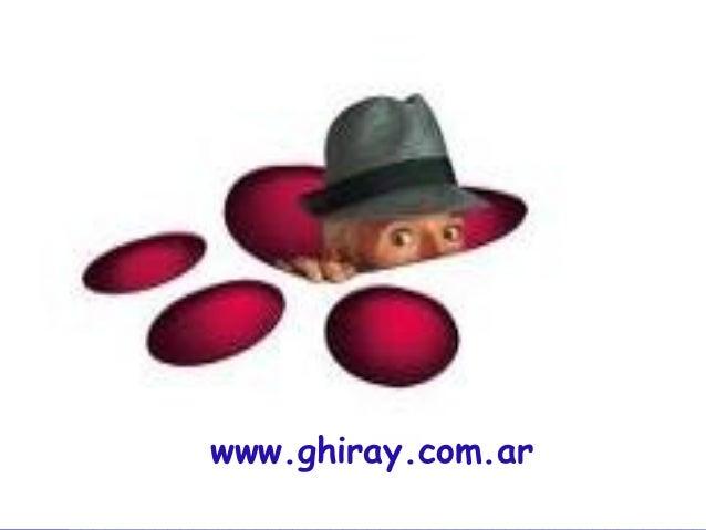 1 www.ghiray.com.ar