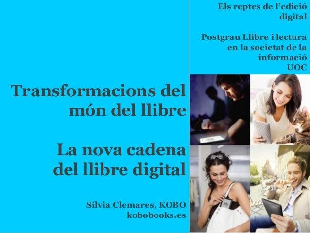 Els reptes de l'edició                                                    digital                                 Postgrau...