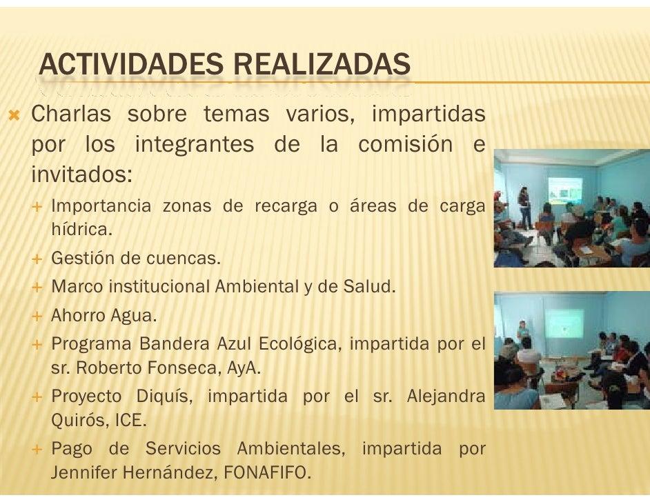 ComPurires Informe de trabajo 2010 Slide 2