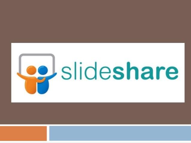    A Slideshare foi fundada em 2006 por    Jonathan Boutelle, Amit Ranjan e Rashmi    sinhá   Actualmente a Slideshare é...